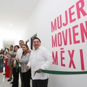 Inauguran en Yucatán el segundo centro Mujeres Moviendo México
