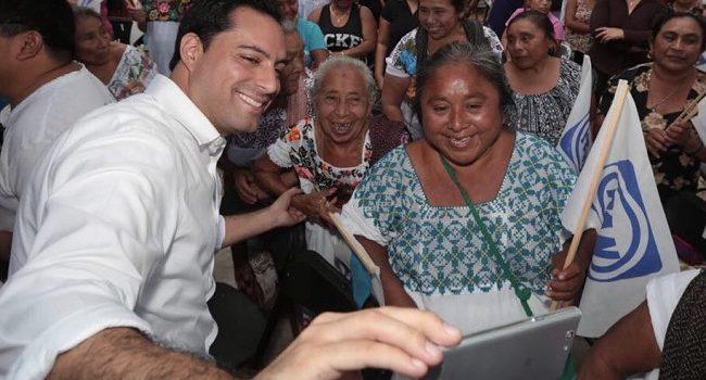 Trabajaremos sin descanso hasta dar a Yucatán todo lo que merece: Vila