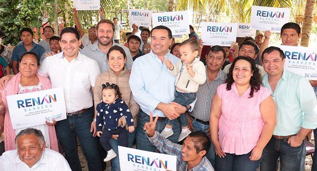 Las comisarías tendrán mayor desarrollo: Renán Barrera