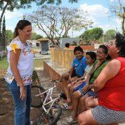 Reducción de la brecha de desigualdad, hechos, no palabras: Cecilia Patrón