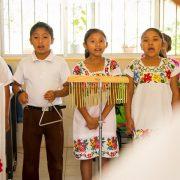Con música se fortalece la lengua maya