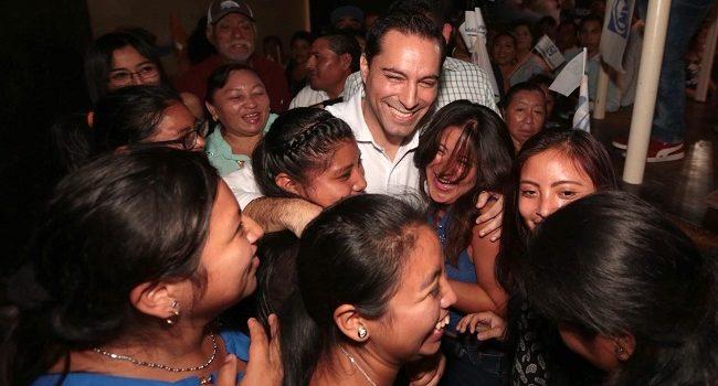 En Progreso, Valladolid y Tekax: así fue el inédito cierre itinerante de Mauricio Vila
