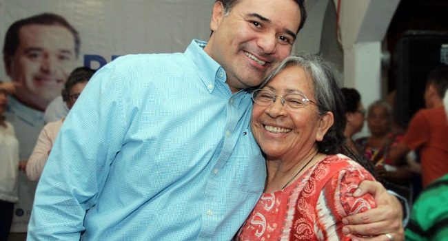 Saldremos a defender el futuro de Mérida: Renán Barrera