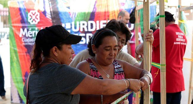 Impulsan autoempleo en el sur de Mérida y comisarías