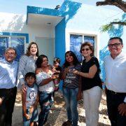Familias meridanas mejoran su calidad de vida con un nuevo hogar