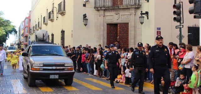 Tome precauciones: habrá cierre de calles por desfile infantil