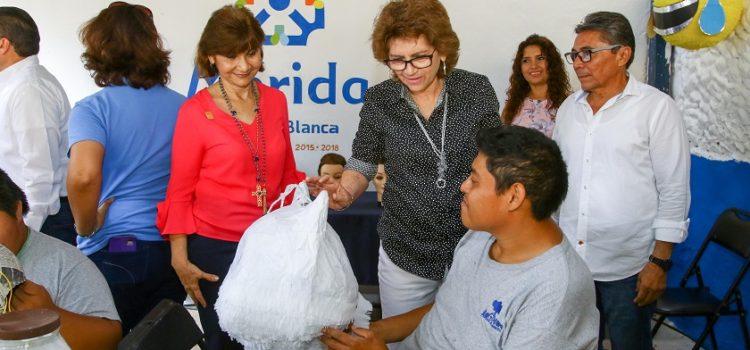 El Ayuntamiento fortalece acciones a favor de la inclusión laboral