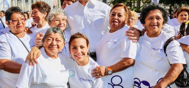 Más apoyo a los adultos mayores contribuye a una sociedad justa y equitativa: Renán