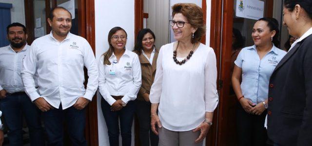 Celebra el Ayuntamiento de Mérida el Día Internacional de la Mujer