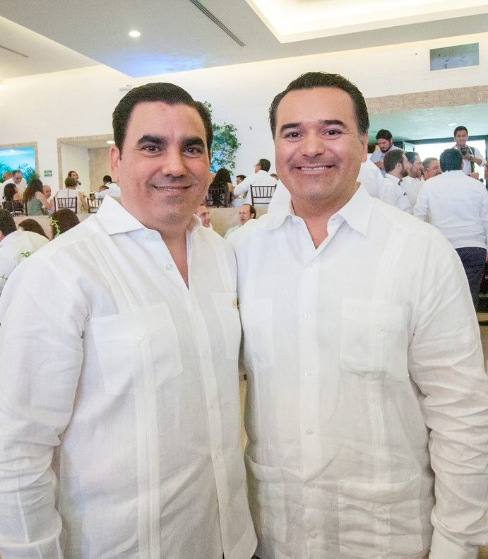 Todos a proyectar a Mérida como la mejor ciudad del país: Renán Barrera