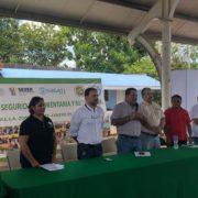 Impulsan acciones a favor de la seguridad alimentaria en Yucatán