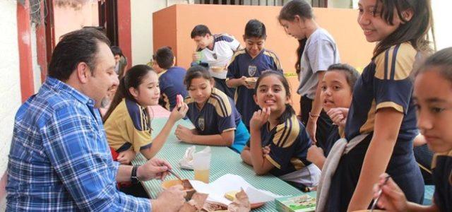 Escuelas de tiempo completo fortalecen la calidad de los aprendizajes: Francisco Torres Rivas.