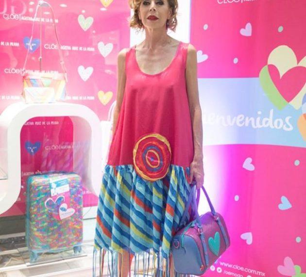 La nueva colección Cloe by Ágatha Ruiz de la Prada: una descarga de color.