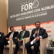 Renán barrera, invitado especial en encuentro de alcaldes en Ciudad de México