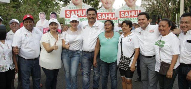 Avanzar juntos para que el campo siga modernizándose:Canul Pérez