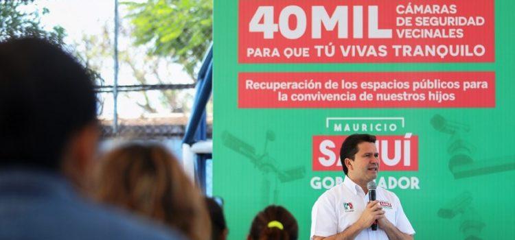 Participación ciudadana, clave para la prevención del delito: Sahuí