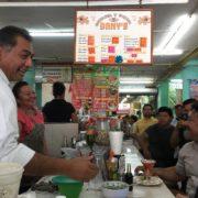 Rescatar el mercado San Benito será prioridad de Víctor Caballero