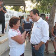 Maestros yucatecos respaldan proyecto de Mauricio Vila