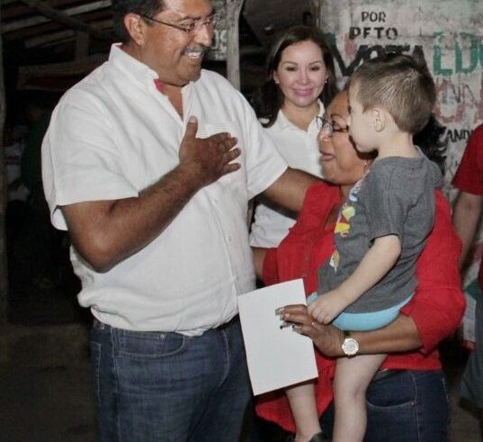 Juan José Canul refrenda apoyo a favor de las mujeres yucatecas