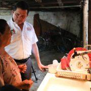 Dignificar la calidad de vida de las familias más necesitadas: Sahuí