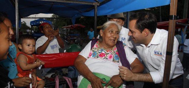 Como nunca antes, los yucatecos tendrán calidad en servicios médicos: Vila