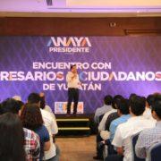 Salud de los yucatecos y yucatecas será mi prioridad, afirma Mauricio Vila