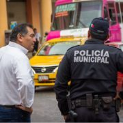Impostergable revertir la inseguridad en el Centro Histórico: Víctor Caballero