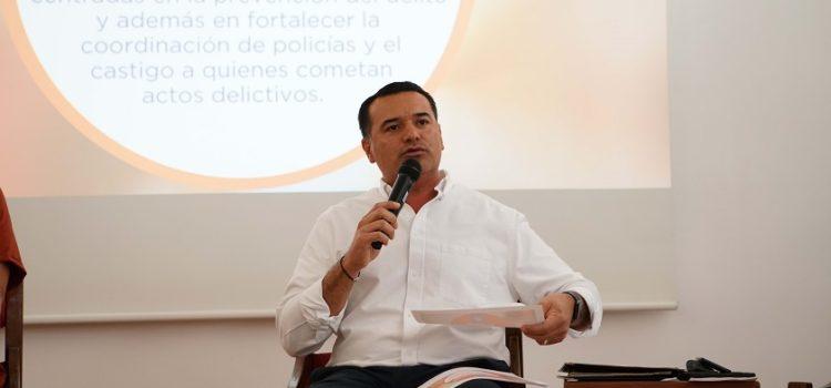 Se compromete Renán Barrera a fortalecer la sinergia