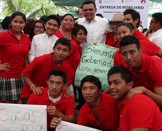 Jóvenes yucatecos difunden la cultura maya a ritmo de rap y hip hop