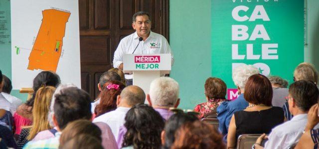 Plantea Víctor Caballero posicionar a Mérida como una verdadera ciudad cultural