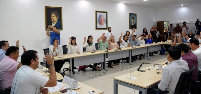 Eligen mesa directiva para el último periodo ordinario de la LXI legislatura