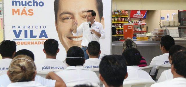 Nuestra policía será la mejor de Latinoamérica: Vila