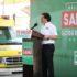 Sahuí promete modernas ambulancias para municipios