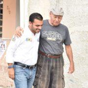Fortalecer derechos de los adultos mayores, objetivos de Elías Lixa