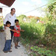 Más acciones de vivienda para el sur, compromiso de Felipe Cervera