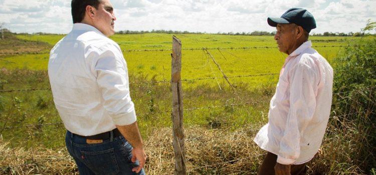 Agricultura, ganadería y apicultura, fortalezas del estado: Jesús Vidal