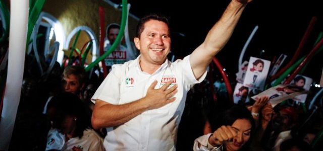 Sahuí reconoce que no obtuvo mayoría de votos