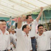 Ticul tendrá a un amigo en el Congreso: Canul Pérez