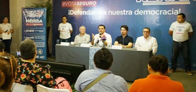 LlamaRenán Barrera a defender el voto libre