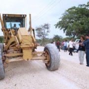 Continúan trabajos para los cuatro puntos cardinales de Mérida