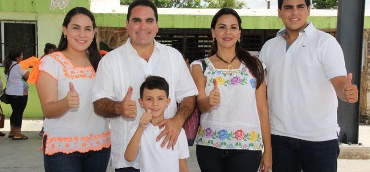 Llama Jesús Vidal  a construir el Yucatán con el que todos soñamos