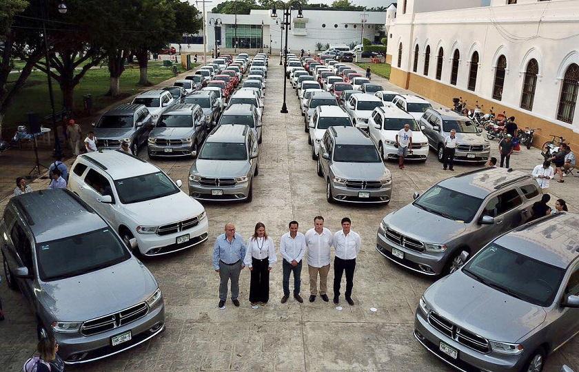 Photo of Vila devuelve 120 vehículos como parte de suPlan de Austeridad