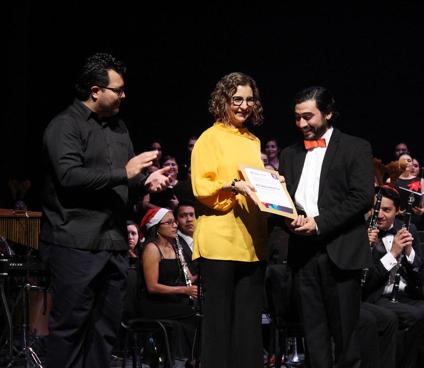 Photo of Lunas Navideñasbrillan con la Banda Sinfónica de Yucatán