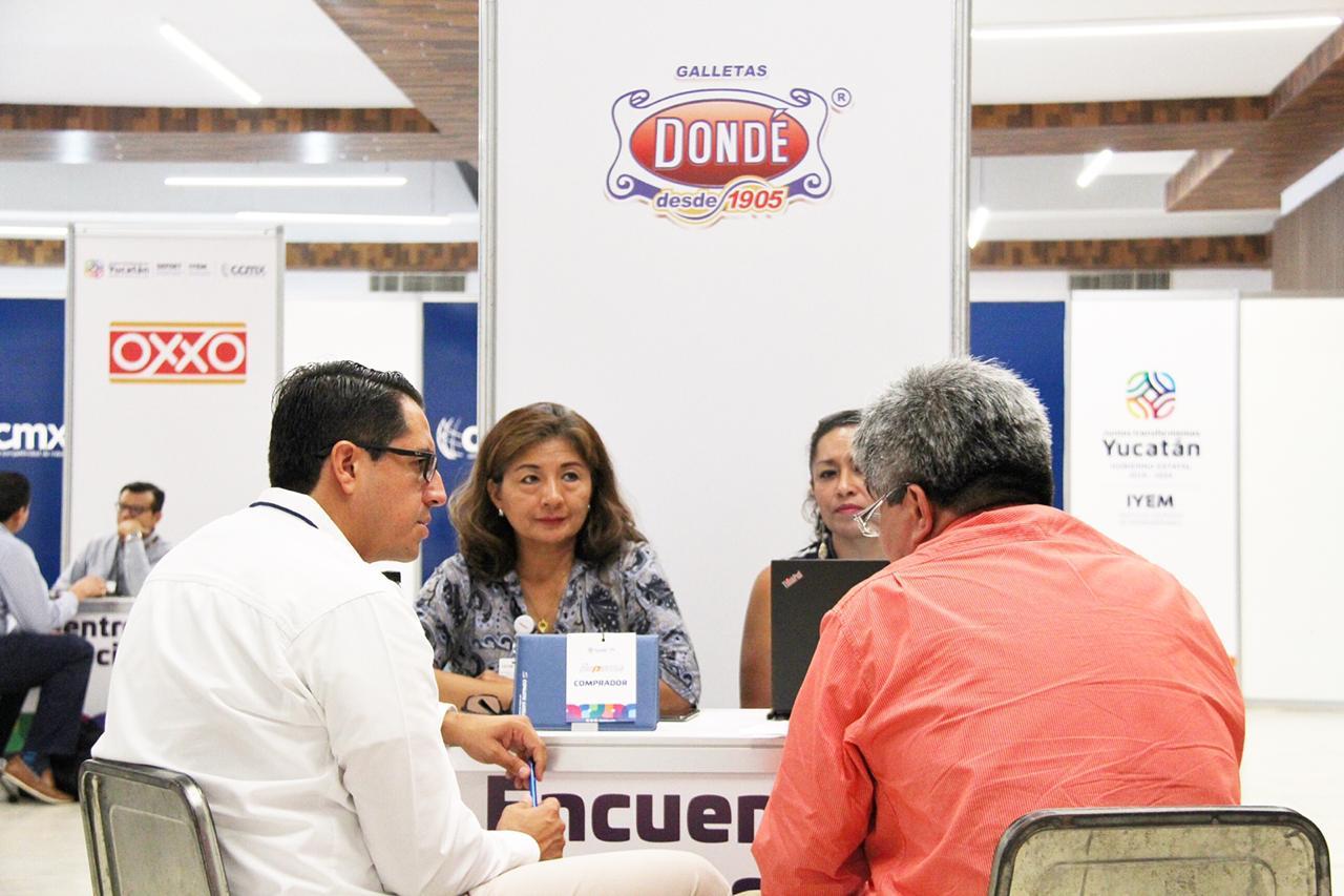 Photo of Encuentro de Negocios y Feria de Financiamiento, beneficia a más de 200 Mipymes yucatecas