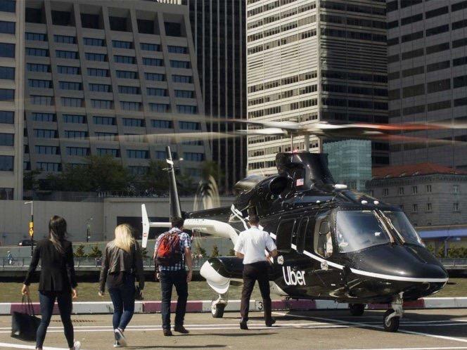 Photo of Los «Ubercópteros» ya vuelan por el cielo de Nueva York