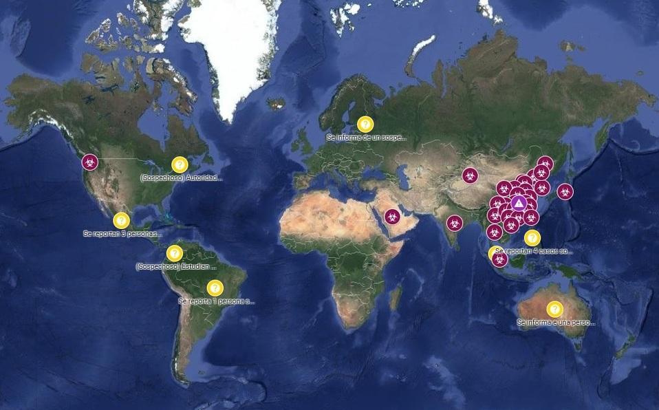 Photo of Google Maps muestra dónde hay casos de coronavirus