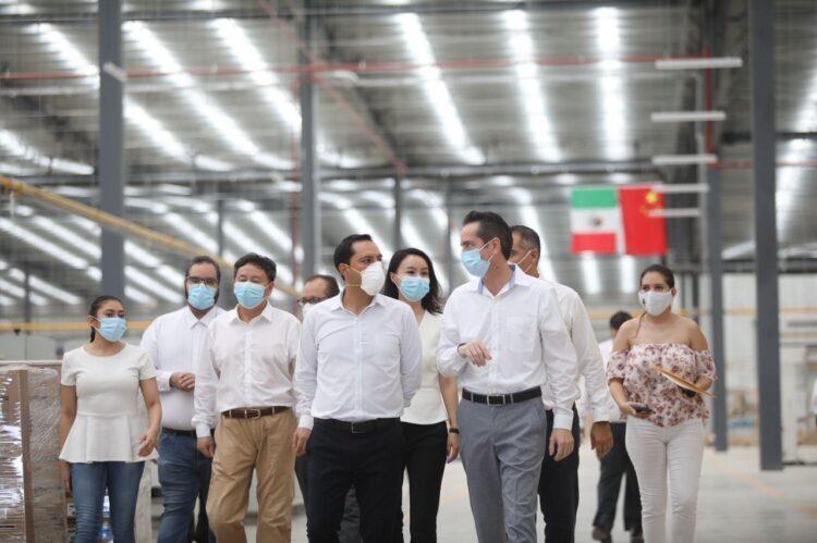 Photo of En Yucatán, las inversiones siguen firmes y estamos preparados para seguir recibiendo más: Gobernador Mauricio Vila