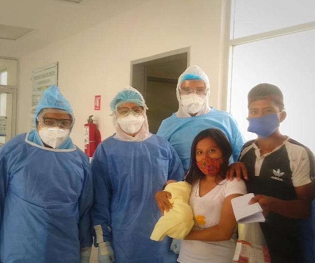 Photo of Recién nacida vence al Covid en Hospital de Valladolid