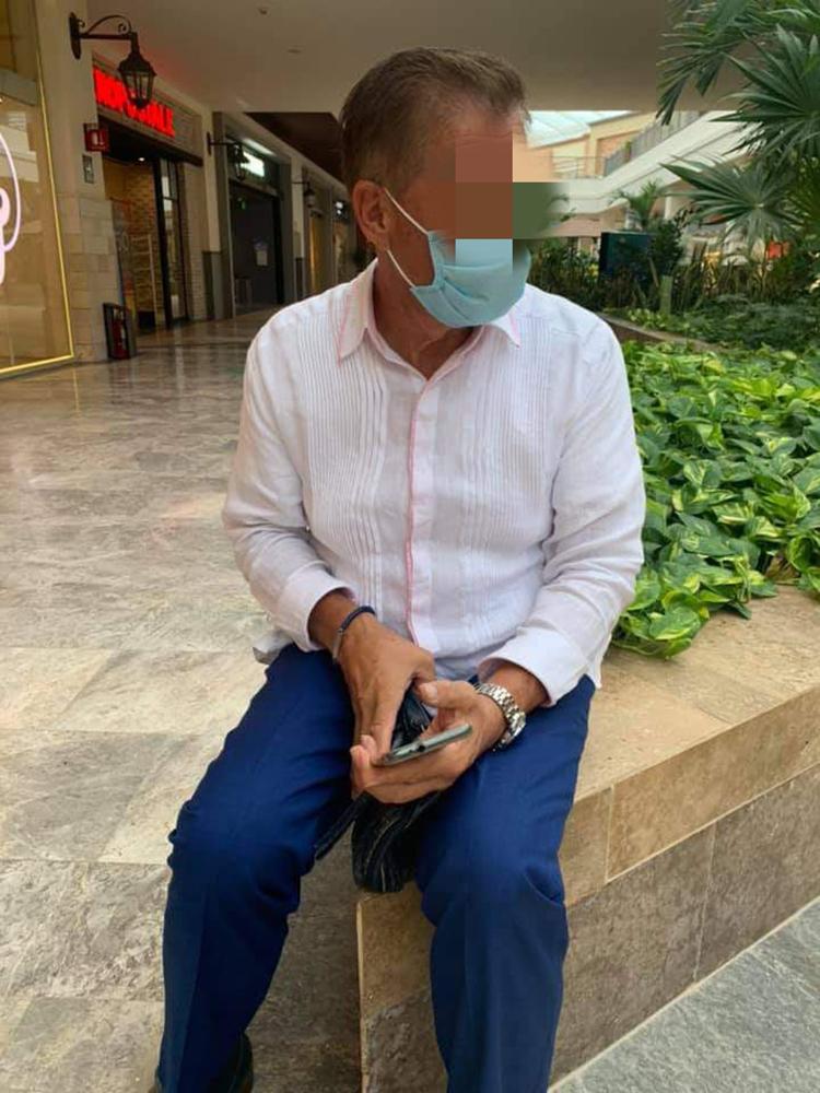 Photo of Denuncia en redes presunto acoso en una plaza comercial