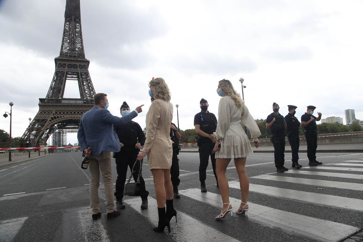 Photo of Nueva amenaza de bomba en la Torre Eiffel